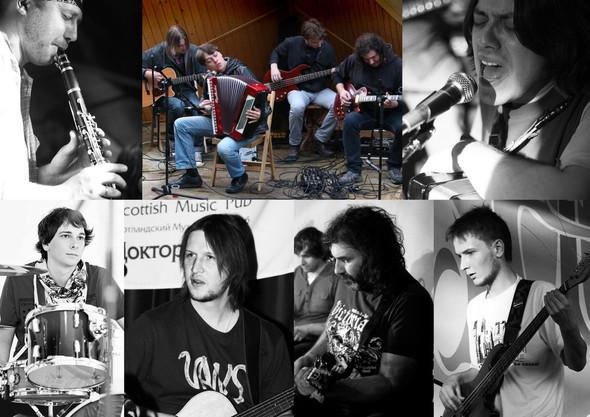 Группа ART CEILIDH. Фолк-рок и ирландские мотивы. Изображение № 3.