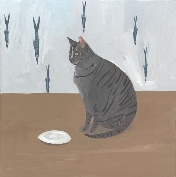 Живописные иллюстрации Shino Arihara. Изображение № 7.