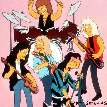 Bands to watch in Simpsons. Изображение № 20.