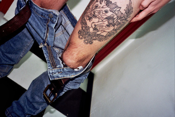 Изображение 100. На полруки: о татуировках в Мадриде.. Изображение № 27.
