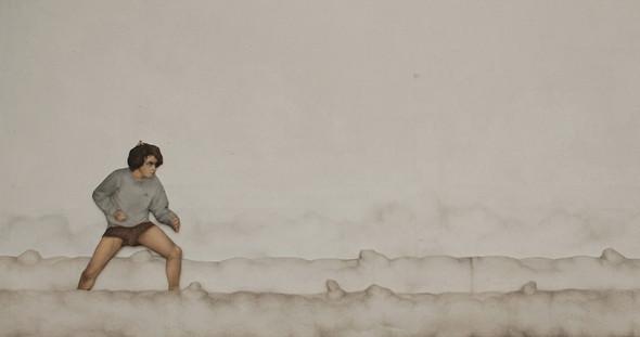 "Изображение 7. Галереи вокруг Checkpoint Charlie или Берлинские галереи ""Дистрикт"".. Изображение № 7."