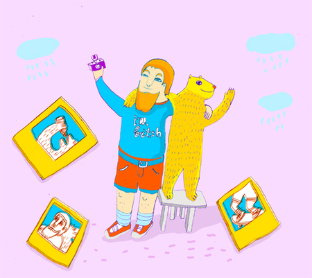 Anton Up4ehov – профессиональный супер-герой. Изображение № 10.