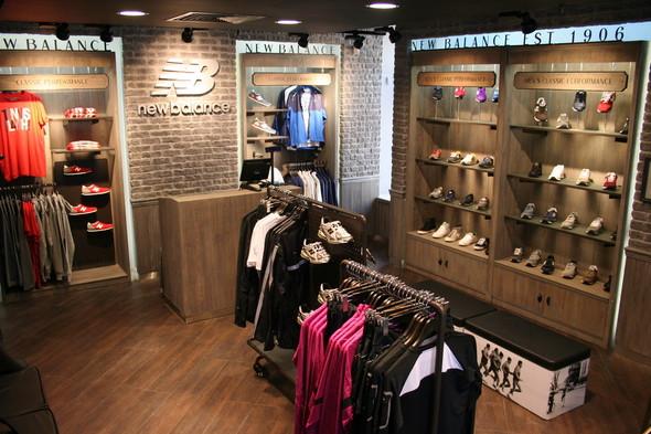 Открытие новых магазинов New Balance. Изображение № 1.