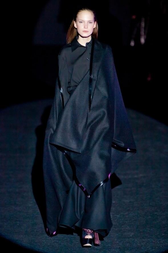 Изображение 1. Мария Раева. Востребованные русские модели FW 2011/12.. Изображение № 3.