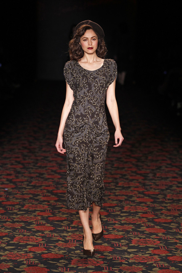 Berlin Fashion Week A/W 2012: Lena Hoschek. Изображение № 58.