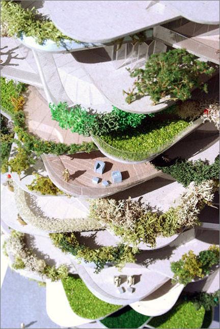 Лучшая десятка «зеленых» небоскребов мира. Изображение № 5.