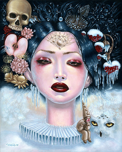 Сказочная Michelle MiaAraujo. Изображение № 27.