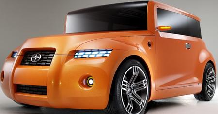 Scionбюджетный вариант дизайнерских авто избудущего. Изображение № 18.