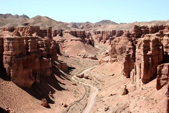 Чарынский каньон. Изображение № 1.