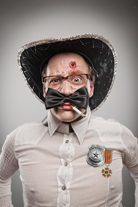 Изображение 31. Руад ДеЛон: эгоистичные автопортреты.. Изображение № 61.