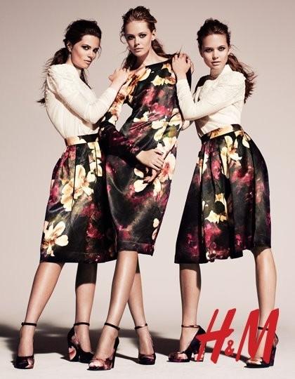 Лукбук: H&M Conscious Collection 2011. Изображение № 3.