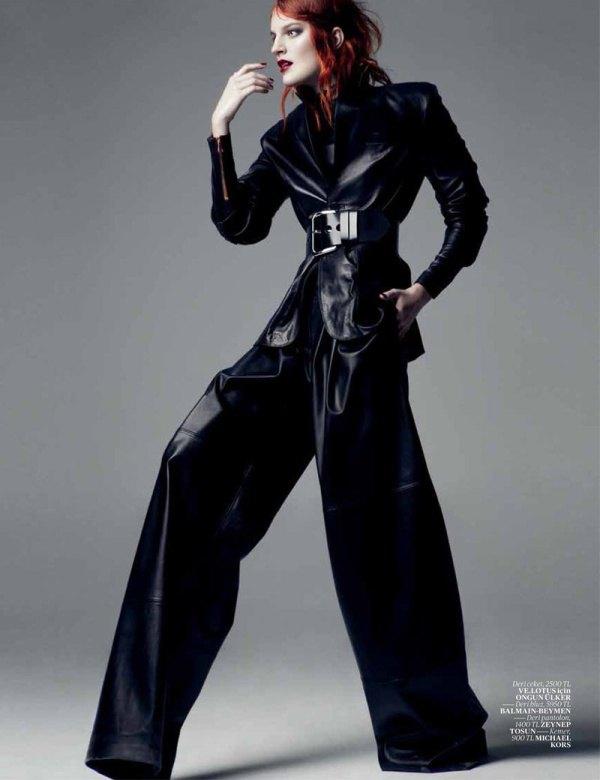 Lula, Harper's Bazaar и Vogue показали новые съемки. Изображение № 26.