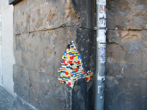 Лего наулицах Берлина. Изображение № 1.