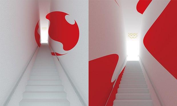 Кения Хара предложил логотип и айдентику для Олимпиады в Токио. Изображение № 4.