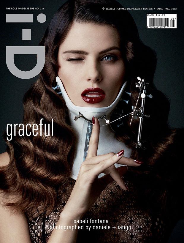 Новые обложки i-D, Dazed & Confused, Another и других журналов. Изображение № 11.