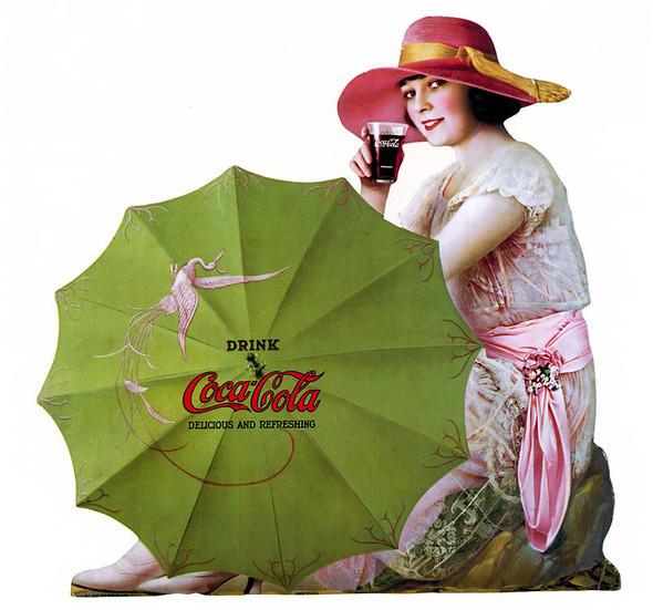 Рекламные плакаты coca-cola. Изображение № 6.