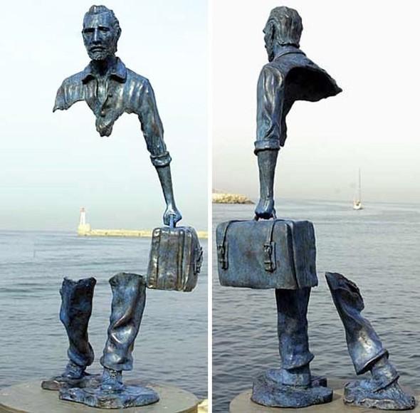 Скульптуры Bruno Catalano. Изображение № 1.