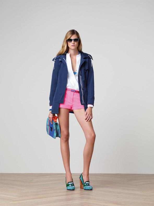 Лукбук: Tommy Hilfiger Sportswear SS'12 (мужская и женская коллекции). Изображение № 17.