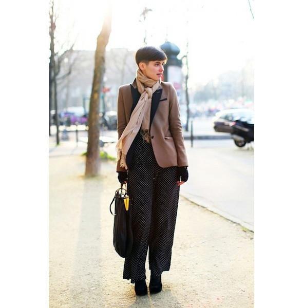 Изображение 152. На полях: 10 тенденций уличного стиля с прошедших недель моды.. Изображение № 152.