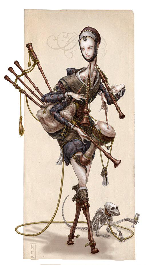 Keith Thompson(c) арт. Изображение № 5.