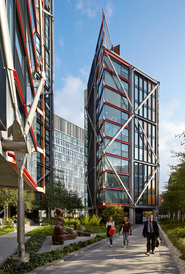 NEO Bankside / Rogers Stirk Harbour + Partners. Изображение № 26.