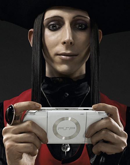 Рекламные плакаты Sony PSPи Sony Playstation 1, 2, 3. Изображение № 85.