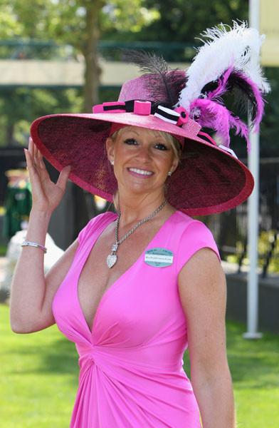 Самые необычные иизысканных шляпки Royal Ascot. Изображение № 23.