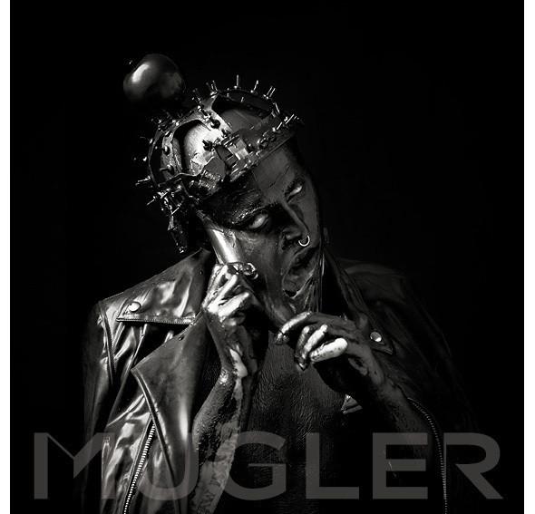 Изображение 1. Леди Гага сыграет новые треки на показе Thierry Mugler.. Изображение № 3.