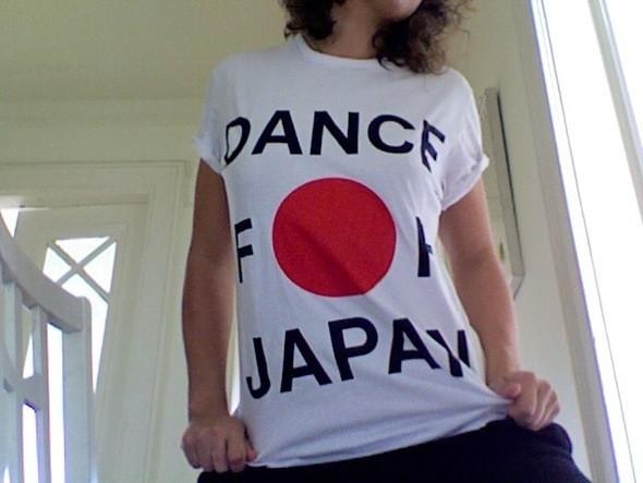 Изображение 3. DANCE FOR JAPAN.. Изображение № 13.