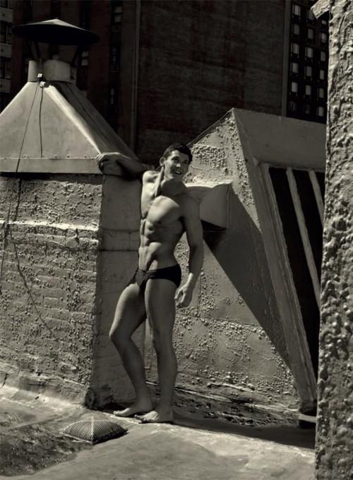 Фотокнига: Uomini - Dolce&Gabbana. Изображение № 39.