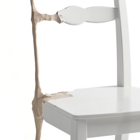 Хрупкий стульчик от Tjep. Изображение № 3.