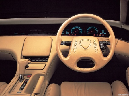 Японский дрим-кар 90-х годов. Mazda Eunos CosmoJC. Изображение № 5.
