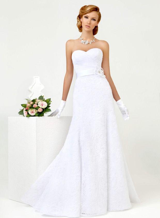 Свадебная Коллекция  от дизайнера Татьяна Каплун-Kookla 2013 ( Simple White ). Изображение №14.