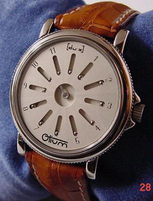 Самые странные наручные часы Топ-30. Изображение № 30.