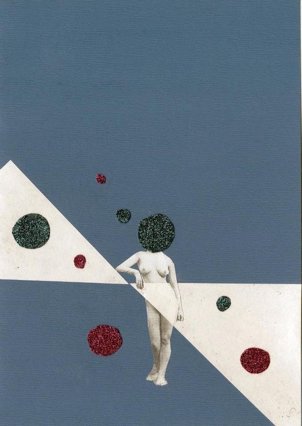 Surreal collages by Julia Soboleva. Изображение № 12.
