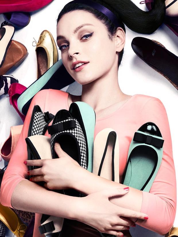 Новые кампании Gap, H&M, Missoni, Wrangler и Neiman Marcus. Изображение №10.