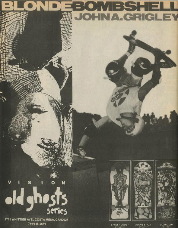 Старые добрые 80-е: скейтбординг. Изображение № 19.