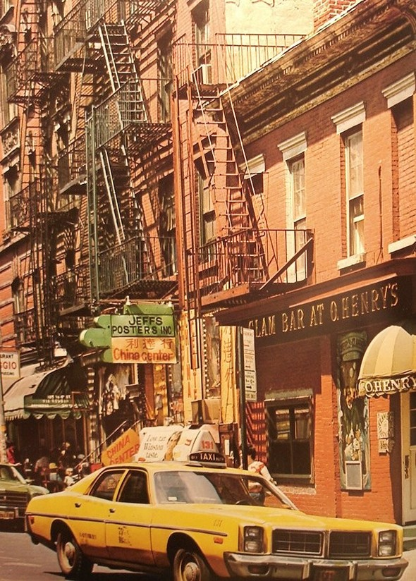 Город, которого нет: Нью-Йорк 70-х. Изображение № 6.