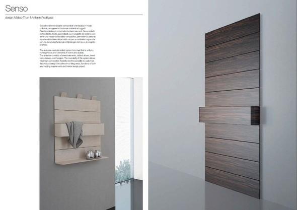 I-Radium - деревянные дизайн-радиаторы из Италии. Изображение № 20.