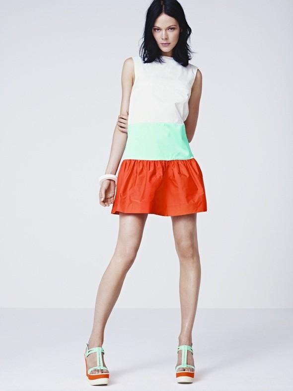 Лукбуки: Мужская и женская коллекции H&M SS 2012. Изображение № 9.