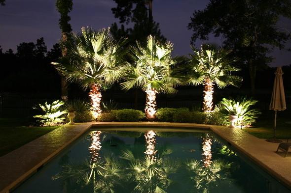 Ландшафтные светильники в роли садового освещения . Изображение № 4.