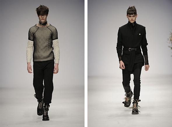 London Fashion Week AW 10: День шестой. Изображение № 1.