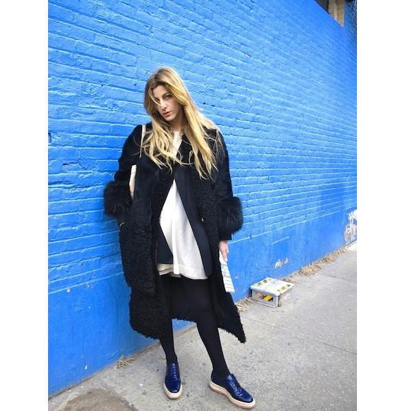 Изображение 28. На полях: 10 тенденций уличного стиля с прошедших недель моды.. Изображение № 28.
