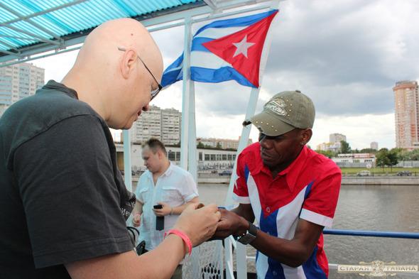 """""""Старая Гавана"""" в открытом плавании 22.07.2012. Изображение № 62."""
