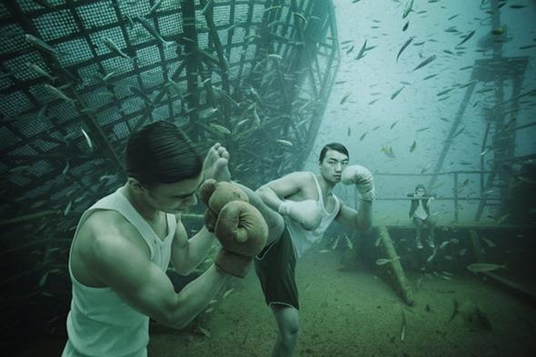 Подводная повседневная жизнь. Изображение №2.