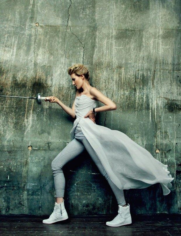 Катя Федорова, стилист  и редактор моды Interview. Изображение № 4.