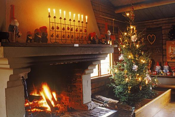 Рождественский дух. Изображение № 1.