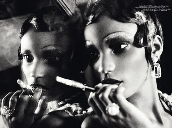 A revival for 20s fashion: Gatsbys girl или Roaring Twenties. Изображение № 9.