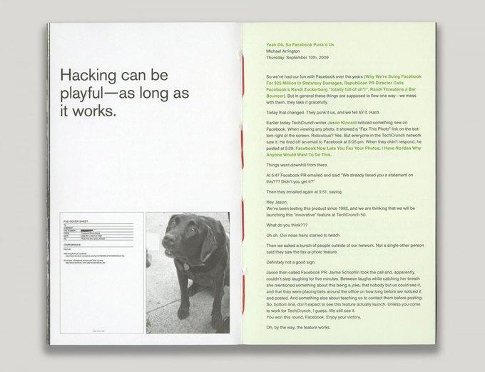 Дизайнер Facebook рассказал о рабочей культуре в компании. Изображение № 2.