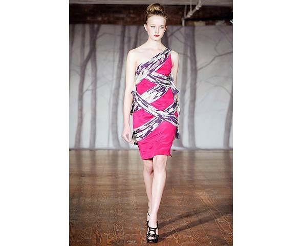 Неделя моды в Нью-Йорке: второй день. Изображение № 7.